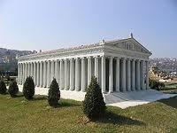 (15) 201 - Templo de Artemisa en Efeso - Maravilla del mundo antiguo