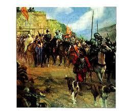 34 - Lima la recibió con llovizna, cielo gris y una terrible noticia: el soldado Juan de Málaga había fallecido luchando valientemente por las causas del marqués gobernador Francisco Pizarro en la Batalla de Las Salinas, el 6 de Abril de 1538.