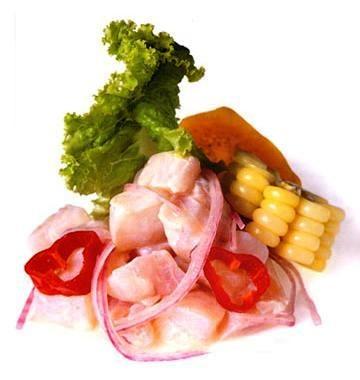 09 - Esta seria la explicación por que los peruanos tenemos tanto sabor para cocinar, pues nada menos hemos aprendido el  oficio directamente de los dioses, en otras palabras cocinamos como los propios dioses. (JAC)