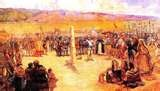 39 – (1534 - 25 de Abril) Fundación de Jauja. Francisco Pizarro realiza la segunda fundación de una ciudad, es denominada Jauja. La primera fundación española fue la ciudad del Cusco.