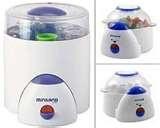 09 - Más tarde se descubre que el vapor es más eficaz que el agua hirviendo para la esterilización