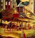 08 - Fue posteriormente latinizado en suppa, en torno a los años 500 d. C., conservando su sentido original. A lo largo de la Edad Media pasó a definir a la vez los trozos de pan que se cortaban para remojar en un caldo, y el mismo caldo o líquido que se espesaba con pan.
